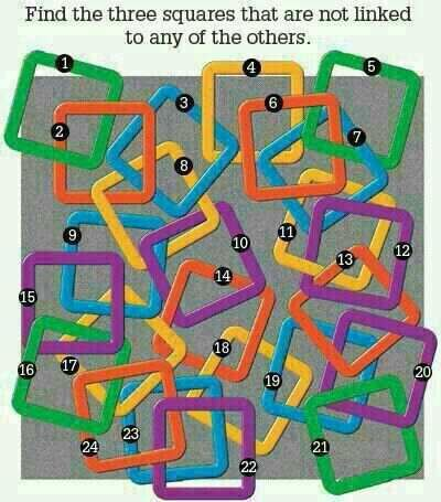 find-three-squares-not-linked-with-any-others
